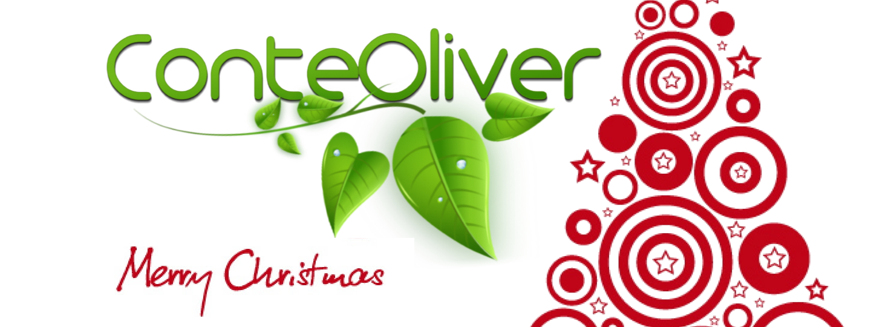 AUGURI di buon Natale da Conte Oliver