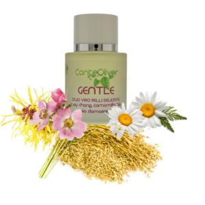 Gentle olio 30 ml 1 x sito con fiori