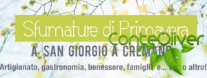 """21 e 22 aprile Conte Oliver è a Villa Tufarelli con """"Sfumature di Primavera"""""""