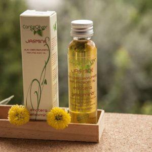 Conte oliver olio da massaggio sensuale jasmine