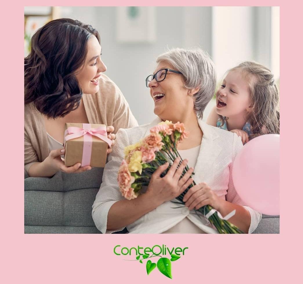 Festa della mamma – regalale qualcosa di naturale