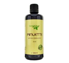 Olio Corpo da Massaggio contro apatia e debolezza con Oli Essenziale di Rosmarino e Pompelmo – MINUETTE 100 ml