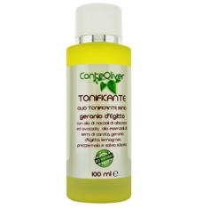 Olio da Massaggio Tonificante Seno con Oli Essenziali di Semi di Carota e Geranio d'Egitto – TONIFICANTE 100 ml