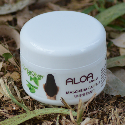 Gel per capelli all'Aloe Vera